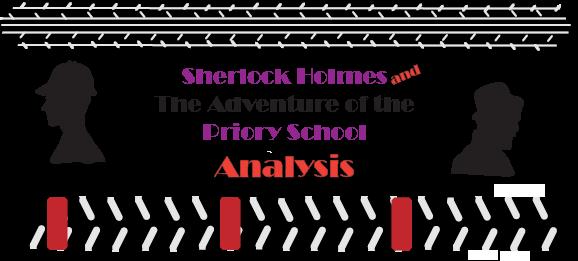 Sherlock Holmes Adventure of Priory School