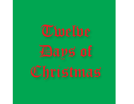 Twelve Days of Christmas Activities