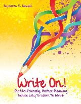 Write On - homeschool writing curriculum