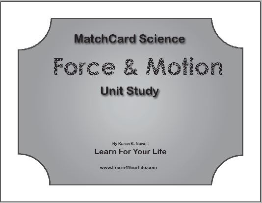 MatchCard Science Cover
